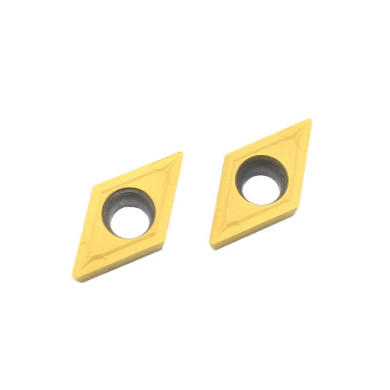 10pcs MITSUBISHI Cermet CNC Inserts DCMT11T304 NX2525 DCMT32.51