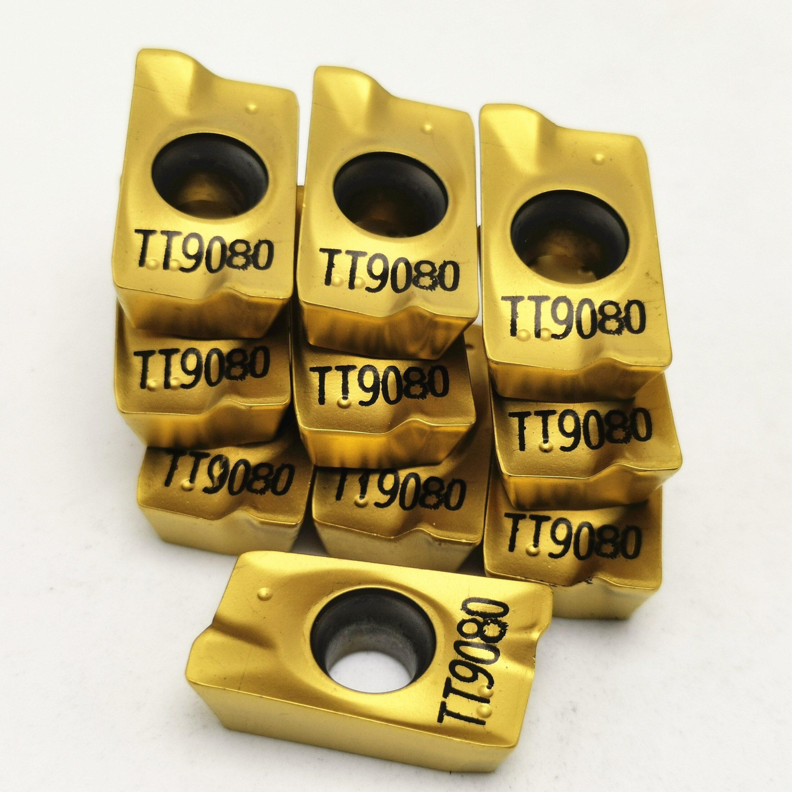 Tungsten Carbide APMT1604 TT9080 carbide inserts Turning ...